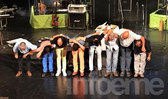 La despedida de Huella Pampa fue a pura música y emoción