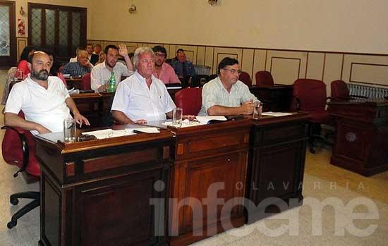 Sin la oposición, el oficialismo aprobó suba de tasas
