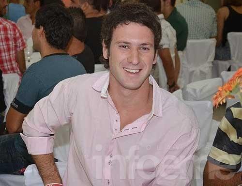 Nicolás Pezzucchi, el mejor deportista de Olavarría