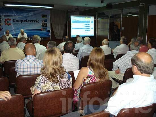 Coopelectric mantendrá la concesión de obras sanitarias