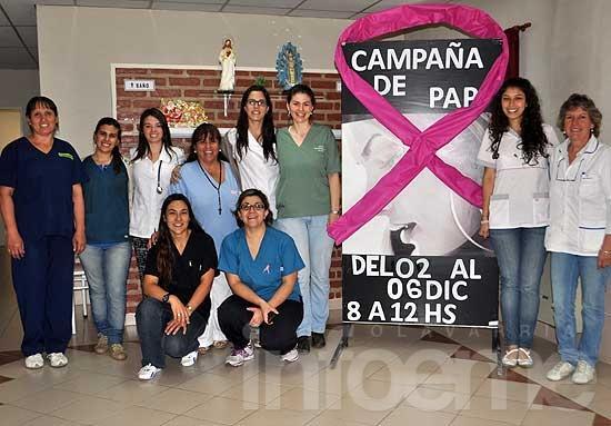 Campaña de Pap: la importancia de la detección precoz