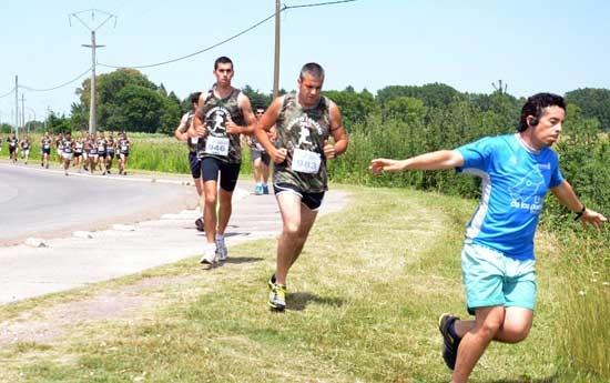 El desafío Lanceros 2013 fue para Gustavo Pacheco