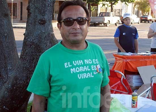 "Rodríguez: ""Buscamos políticas sociosanitarias integrales"
