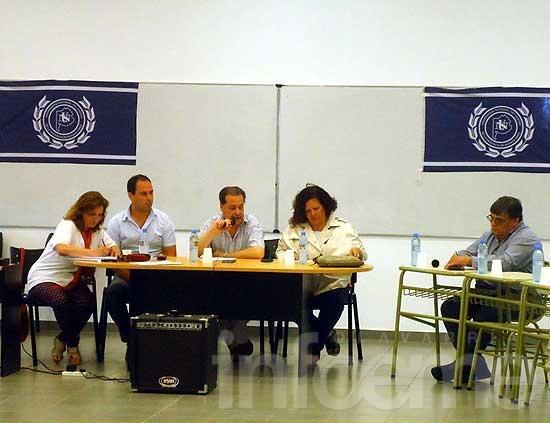 Sesionó por 1° vez el Consejo Superior en Ciencias de la Salud