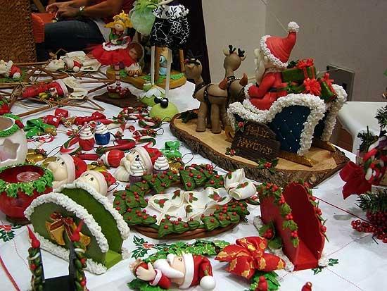 Habrá más de 40 expositores en el Bazar Artesanal de Navidad