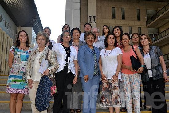 La carrera de Enfermería participó en jornadas Internacionales en Chile