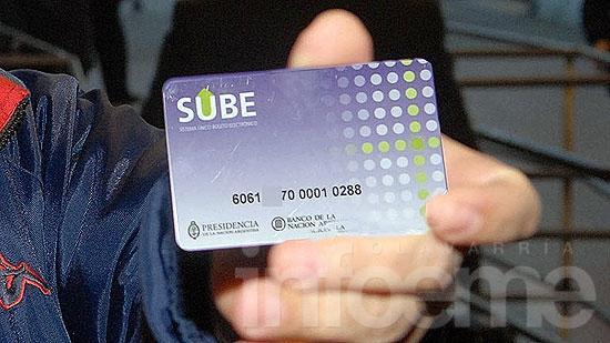 Olavarría solicitará la implementación de la SUBE