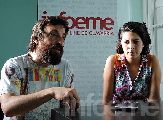 """""""Avanzamos mucho en formar espacios culturales en Olavarría"""