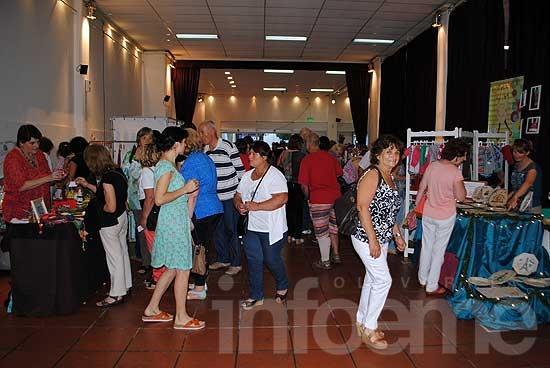 Una multitud visitó el Bazar de Navidad durante el fin de semana