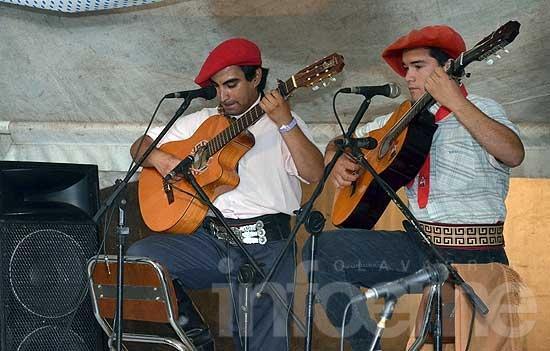 Con el circuito de Peñas, abre el Festival de Doma y Folclore