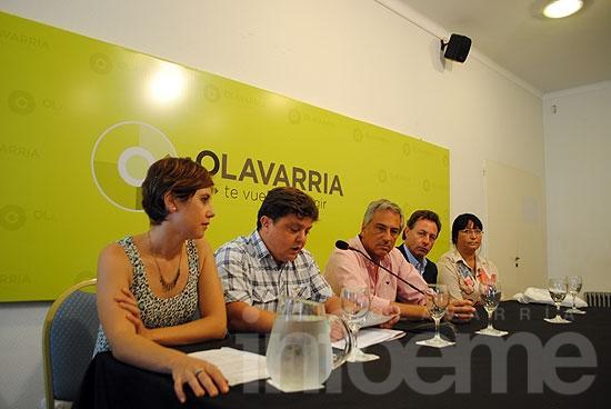 """Presentaron la Asociación Civil """"Ola Inclusión"""