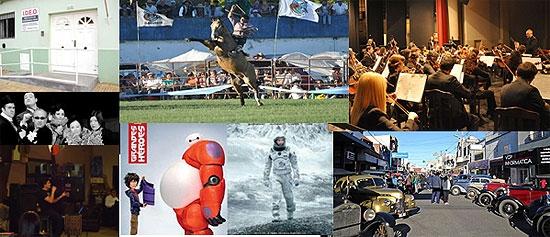 El Festival de Doma y Folclore le pone fiesta y variedad al fin de semana