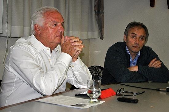 Niembro, Baldassi y Vidal expondrán sobre políticas deportivas