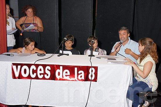 Los 130 años de la escuela Nº 8 Gral San Martín