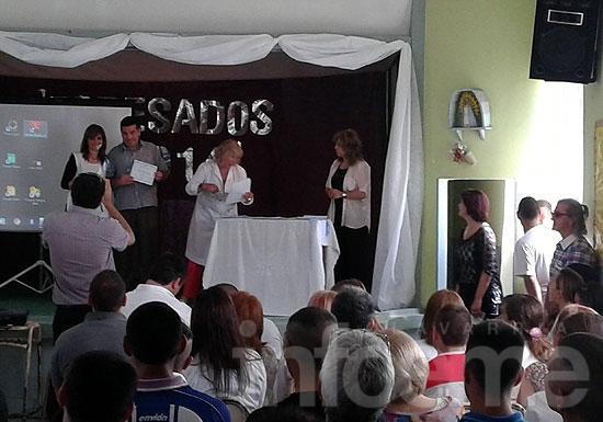 Sierra Chica: cuarenta detenidos finalizaron sus estudios