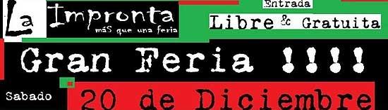 Nueva edición de Feria La Impronta