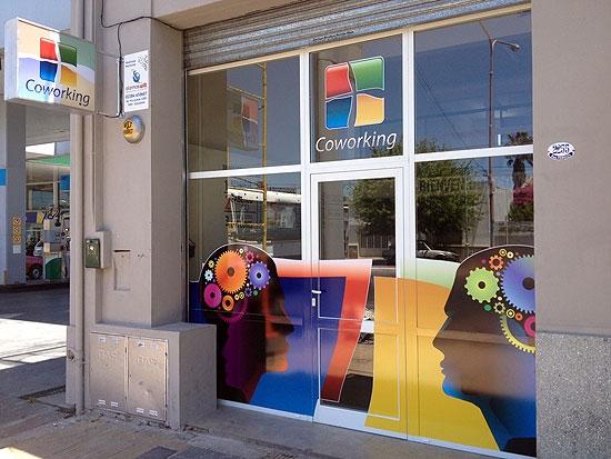 """Abre en la Ciudad el primer """"Coworking"""" del Centro de la Provincia"""
