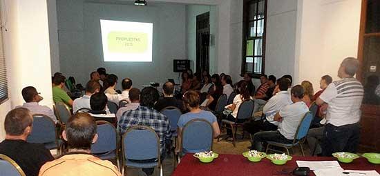 Se llevó a cabo la última Mesa de diálogo y consenso de responsabilidad social del año