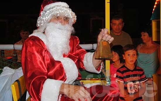Llegará Papá Noel a Colonia Hinojo