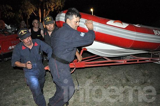 Muere un hombre al arrojarse en el arroyo Tapalqué