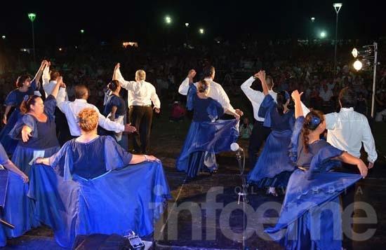 Sierra Chica celebró con la Fiesta del Granito Rojo