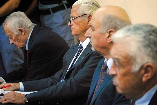 Perpetua para tres represores por crímenes en Monte Peloni