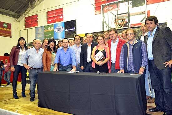 Concejales de la Séptima aseguran que Sergio Massa será el próximo presidente