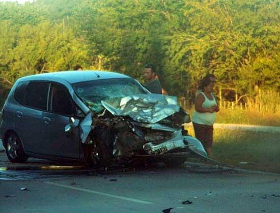 Olavarriense involucrado en fatal accidente