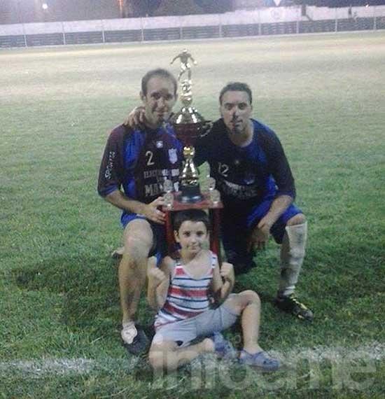 La Amistad es el campeón del año en Primera
