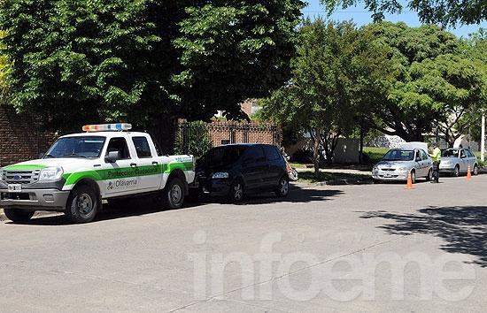 Seis vehículos secuestrados en operativos de tránsito