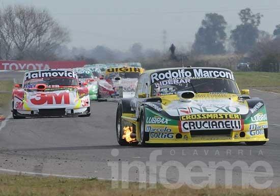 El Turismo Carretera estará en el 2015 en Olavarría