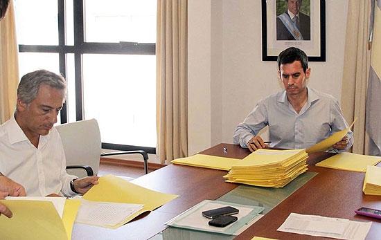 Firmaron en La Plata escrituras para el plan Procrear