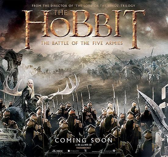"""Estreno simultáneo nacional de """"El Hobbit"""""""