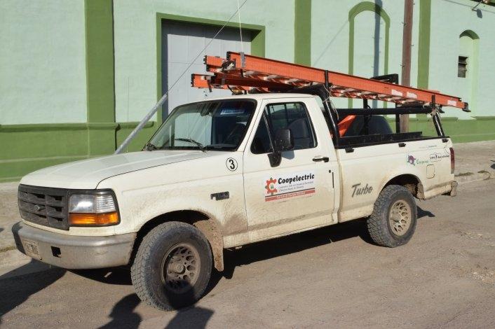 Corte programado de luz en Sierra Chica