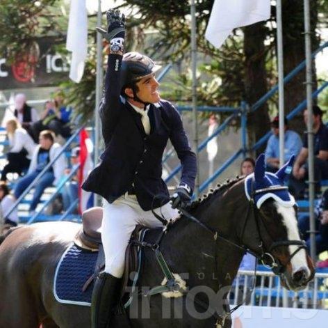 Santiago Orifici fue distinguido como deportista del año
