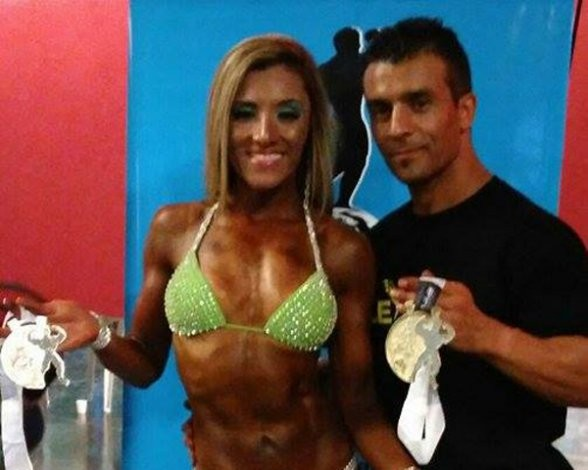 Dannunzio y Gutiérrez cerraron el año con dos cuartos puestos