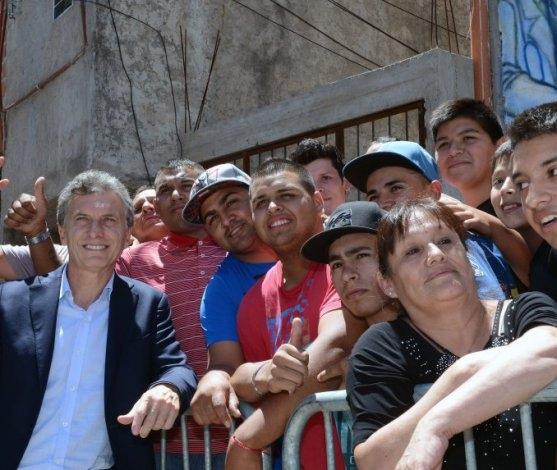 """Macri: """"Mucho amor y tranquilidad para los argentinos"""""""