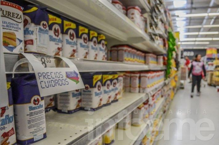 Precios Cuidados: aumenta el costo y baja la cantidad de productos