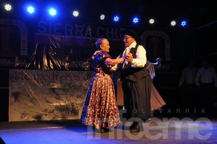 La identidad minera de Sierra Chica se hizo Fiesta