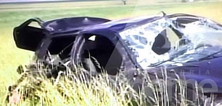 Trágico accidente en Ruta 226: falleció una menor