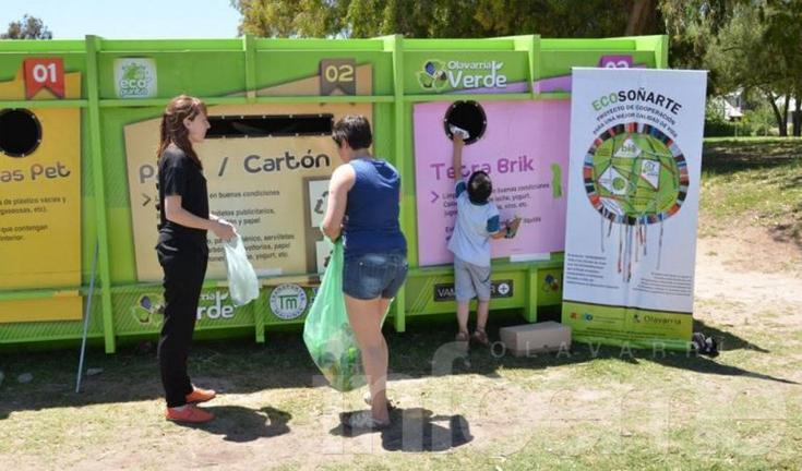 En enero el Ecopunto vuelve al Parque Eseverri