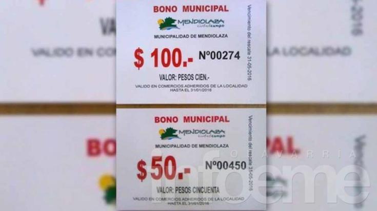 En Córdoba pagan el aguinaldo con bonos