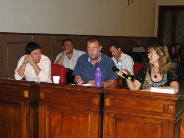 El Concejo aprobó por unanimidad el Presupuesto 2016