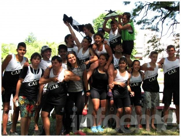Estudiantes fue tercero en el Anual Provincial