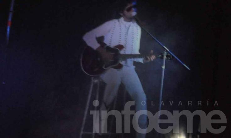 Difundieron el video del homenaje a Cerati en la Ciudad