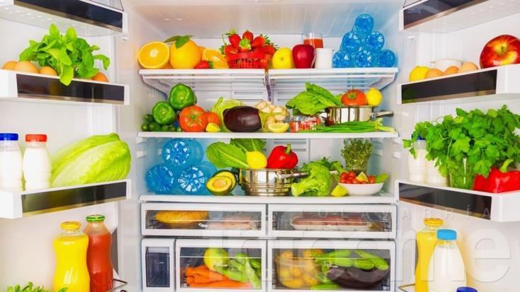 ¿Qué alimentos no deben ir en la heladera?