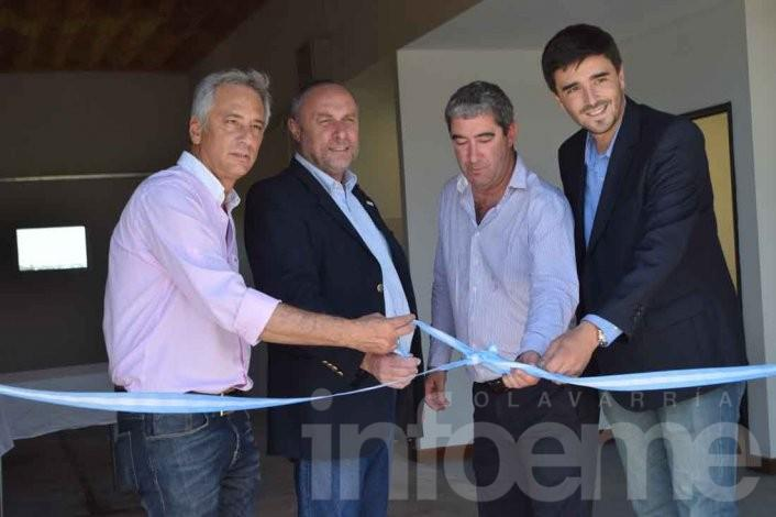 Inauguraron el Centro de Desarrollo Emprendedor e Innovación