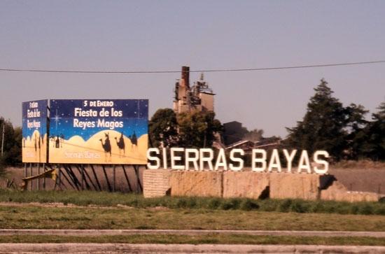 Cierre de actividades de la biblioteca de Sierras Bayas