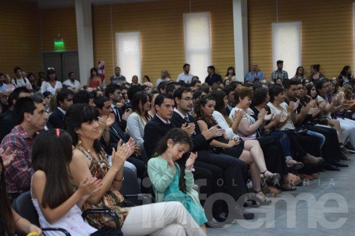 La Unicen tiene más de medio centenar de nuevos graduados