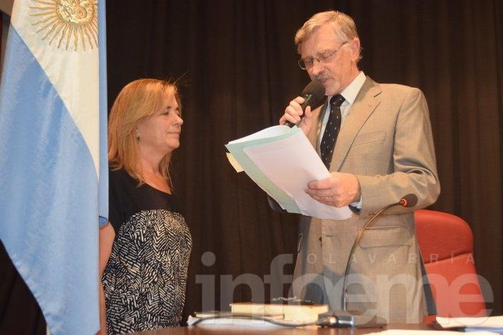 Prestaron juramento los nuevos concejales